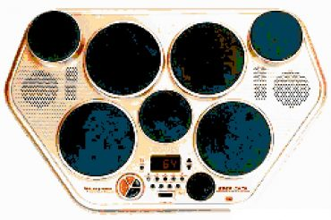 8 bits drum machine