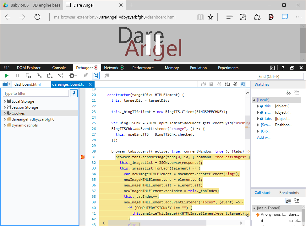 Creating an extension for all browsers: Edge, Chrome, Firefox, Opera