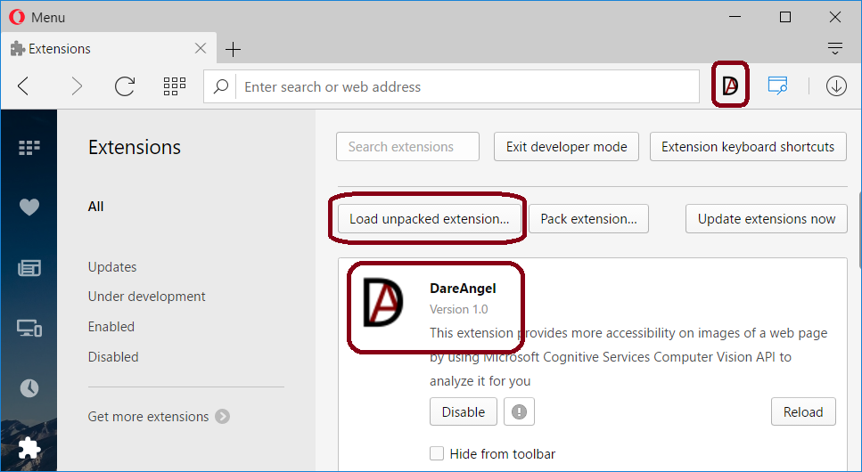 Creating an extension for all browsers: Edge, Chrome